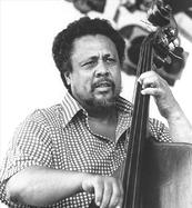 Charles Mingus Grooving on the Bass