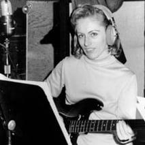 Top Female Bass Player Carol Kaye