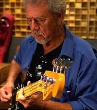 Joe Osborn Playing Bass Guitar