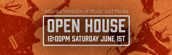 Atlanta Institute of Music and Media Open House 3