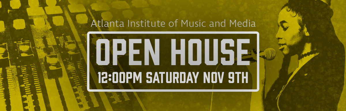 Atlanta Institute of Music and Media Open House-1