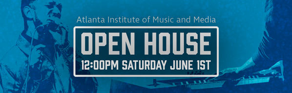 Atlanta Institute of Music and Media Open House