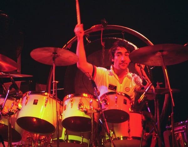 Best Drummers Keith Moon