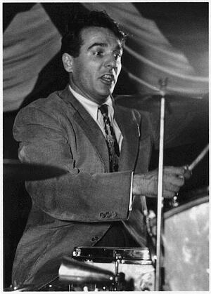 Gene Krupa Greatest Drummer