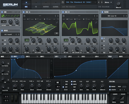 VST Plugin | Serum