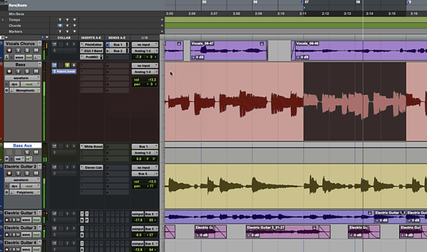 Pro Tools | Music Production Software and Technology