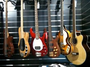 Bass Guitars | Fretted Bass