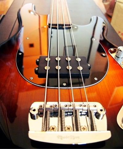 Fretless Guitar