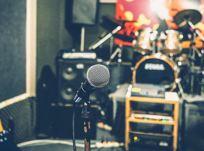 Soundproof your rehearsal space