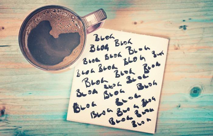 Blogging to gain music exposure