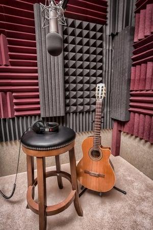 How do studios get quality vocal takes?