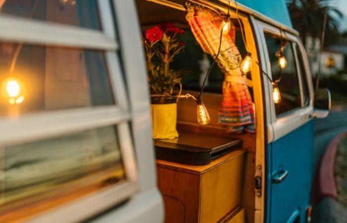 How to maintain a tour van