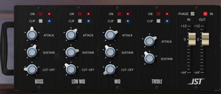 Transient plugin mixing
