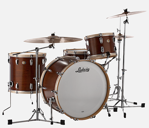 Ludwig Drum Set | Ludgwig backbeats