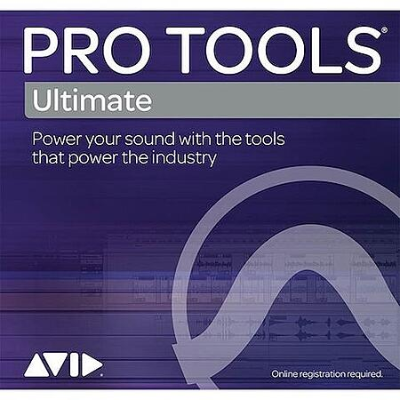 Avid Pro Tools Ultimate Sound Engineering