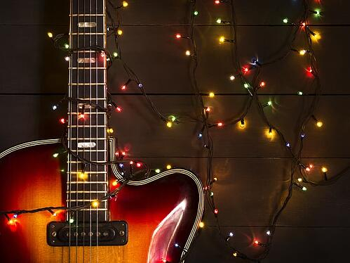 Musician Holiday Gift Guide | Best Music Gift Ideas