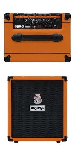 Orange Crush Bass 25   Guitar Bass Amplifier