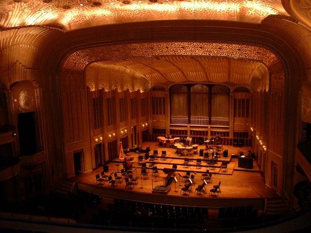 Severance Hall, Cleveland