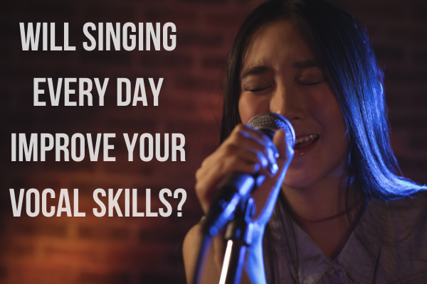 Should you sing everyday?