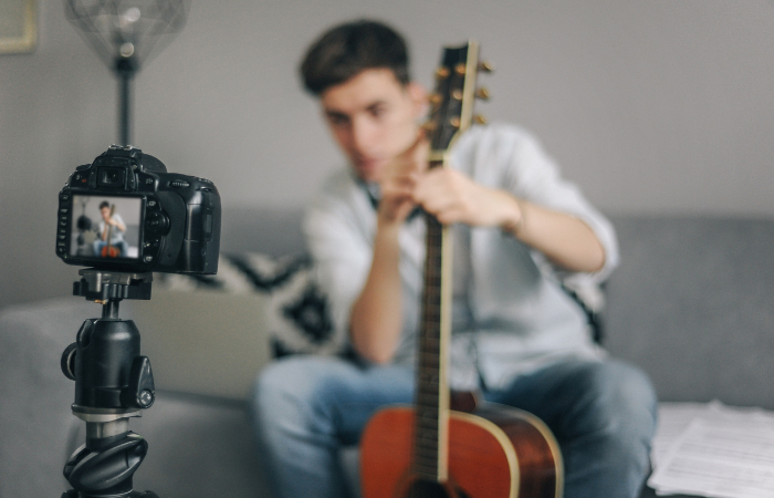 How to get noticed as a musician on YouTube