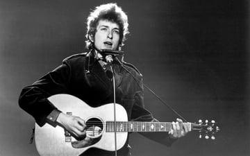 Bob Dylan Nobel Prize | Guitar Player | Songwriter