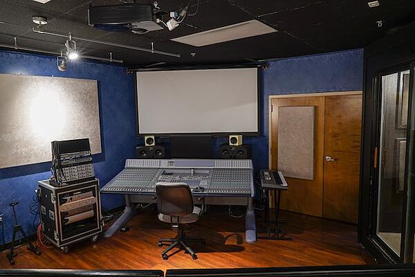 AIMM Facility | Performance hall, recording studio, music production