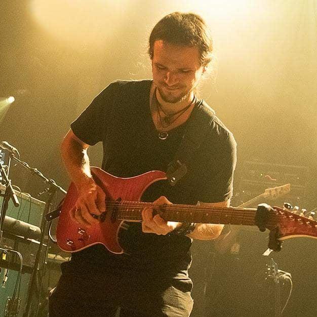 Atlanta, Georgia Guitar Staff Cameron Allen