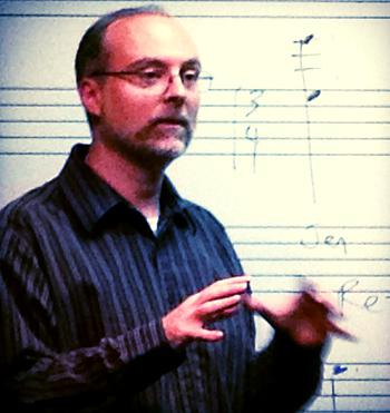 Atlanta Music School Director Dr. David Mitchell