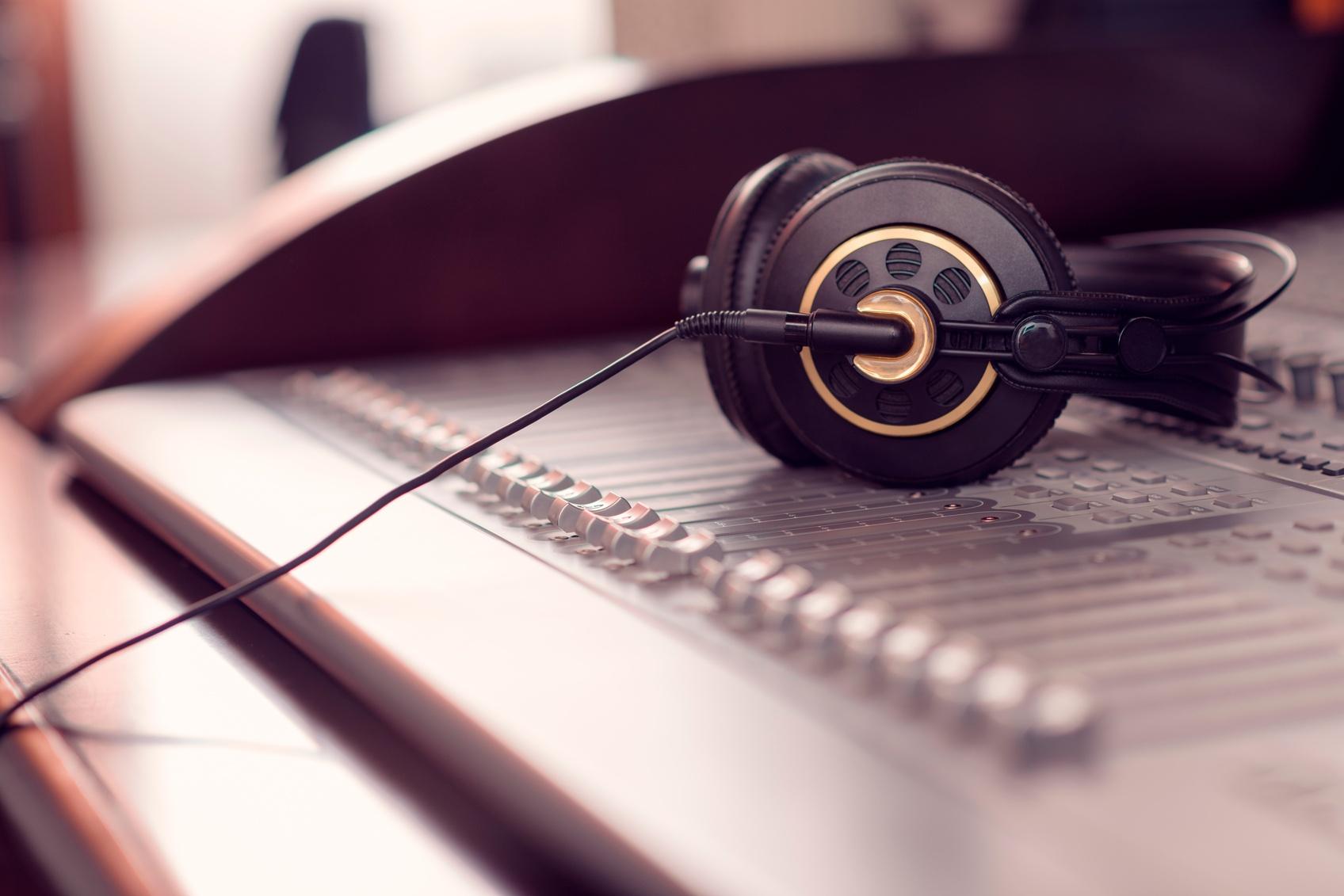 Professional Recording Artist Headphones