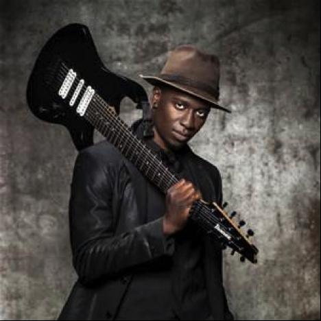 Atlanta, Georgia Guitar Staff Tosin Abasi