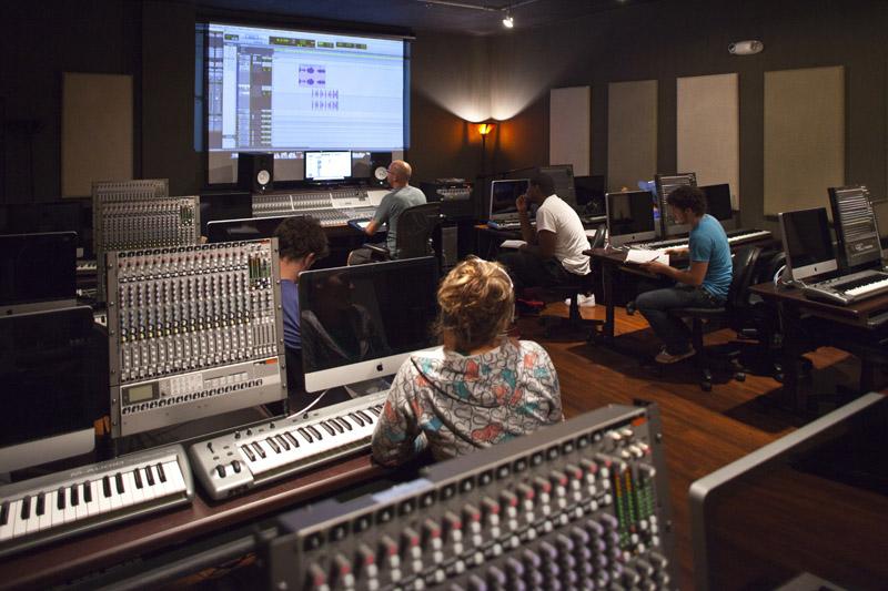 Music and Meida Facilities In Atlanta, Georgia