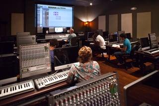 Audio Post Production Degree Program in Douglasville, Ga