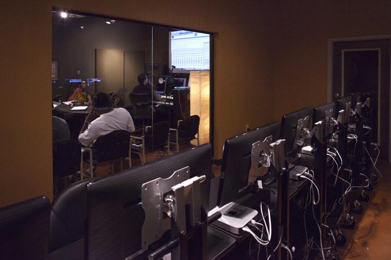 Top Audio Recording School