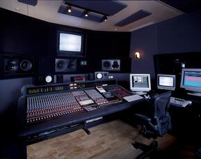 Building A Professional Recording Studio