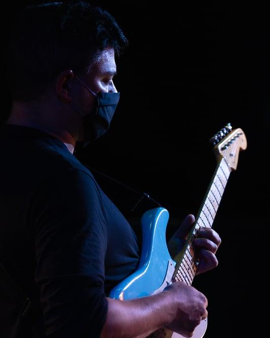 Guitar Degree at a Canada Music School