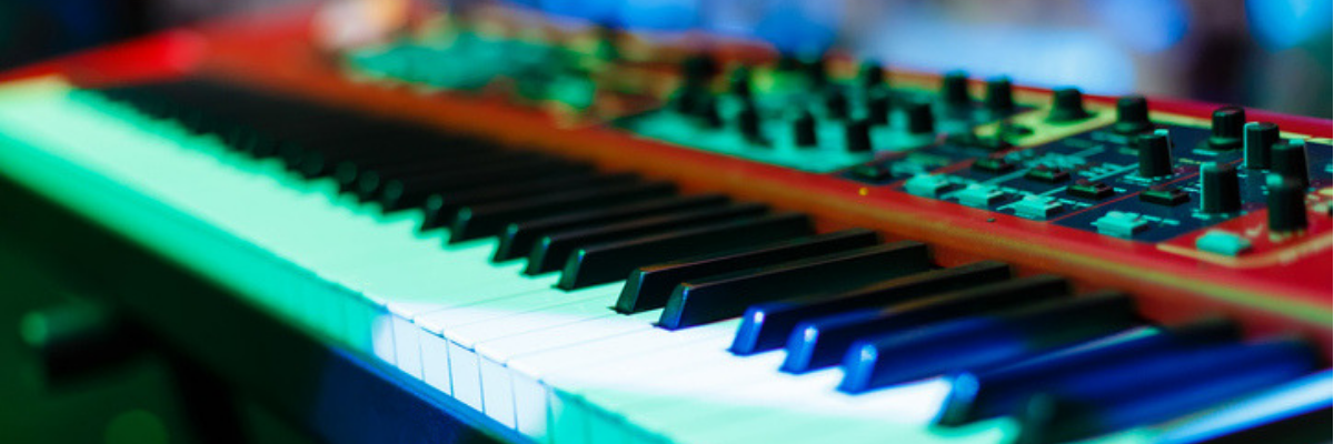 Atlanta Institute of music and media keyboard