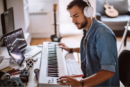 Keyboard Music Degree