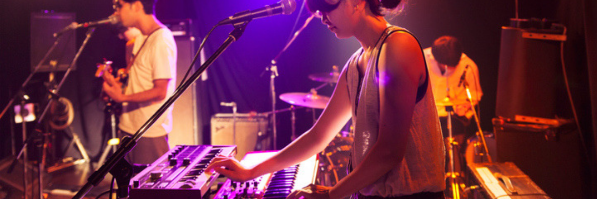 Music and Tech Keyboard Focus