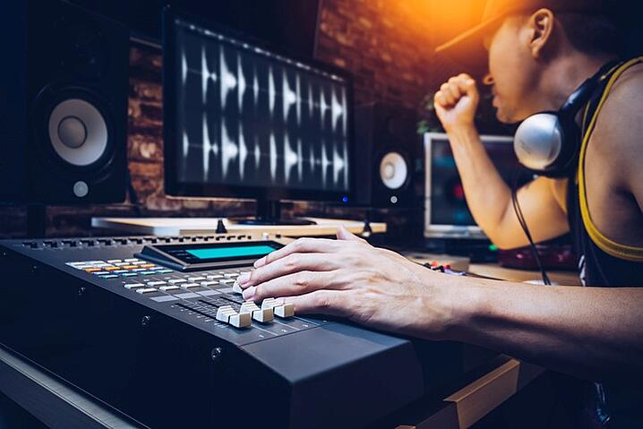 Music School for Audio Post Production