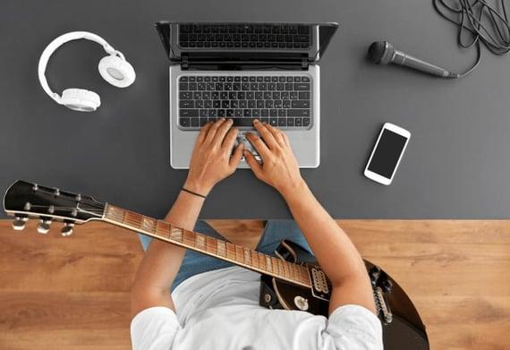 Online Guitar Program