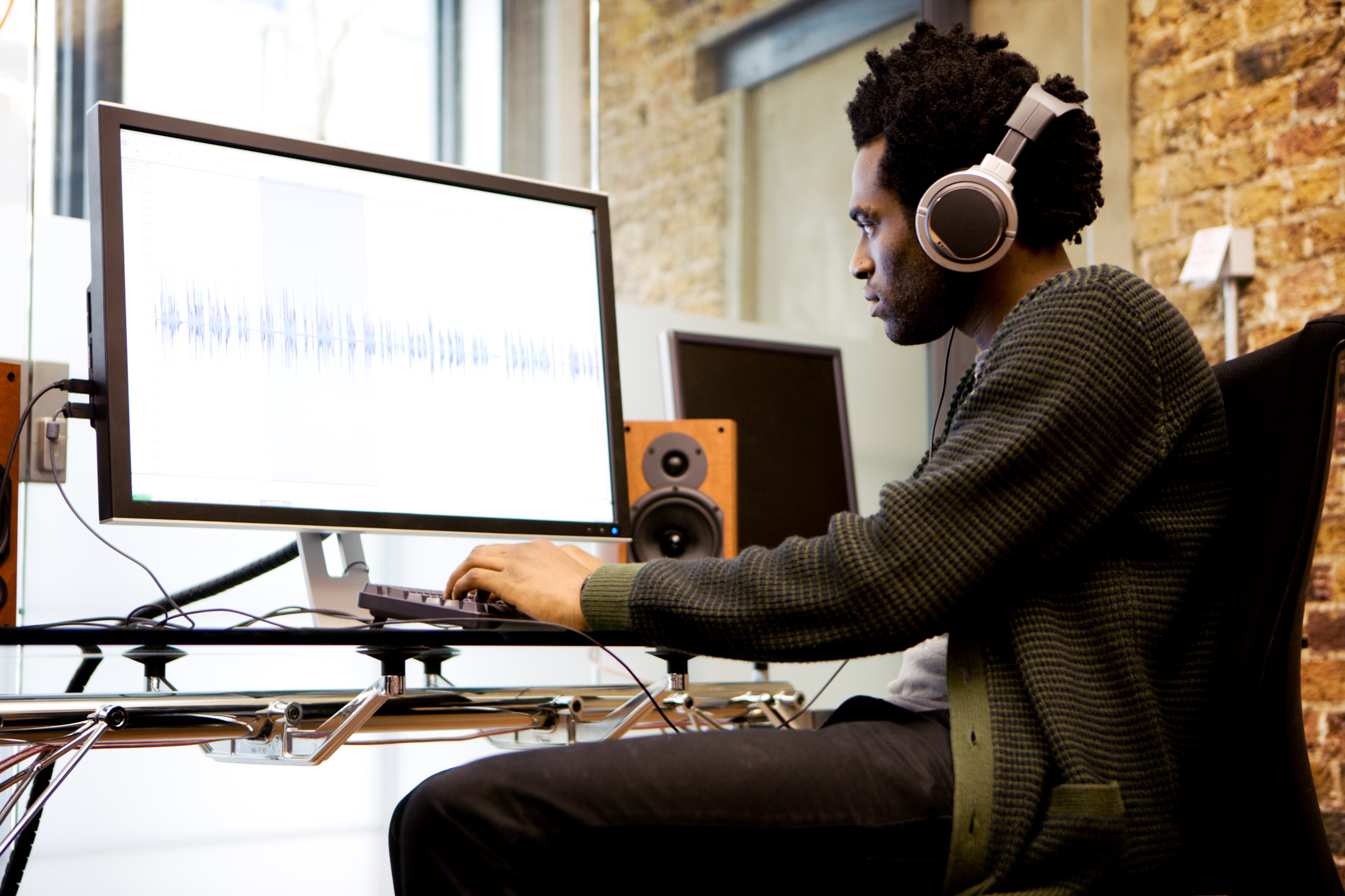 To make it as a studio engineer or record producer you need to commit