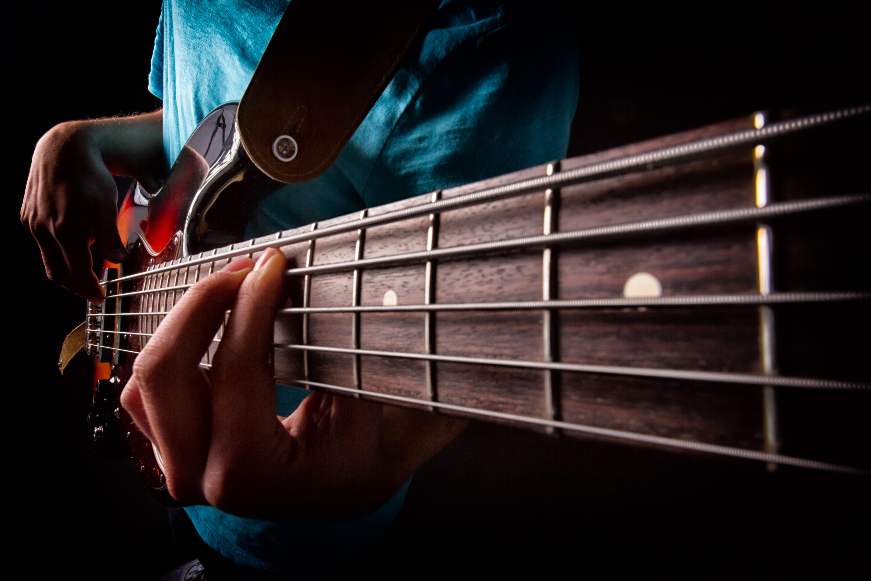 Best Bass Guitar Program | Music School