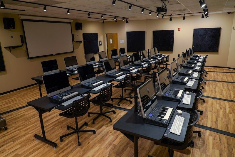 Music College for Music Production