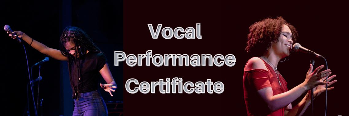Singing Performance Program