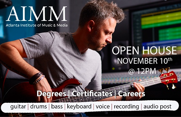 AIMM November 2018 Open House