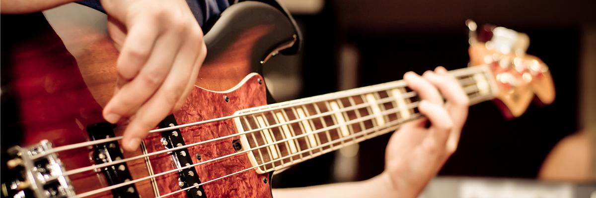 Bass Guitar Degree Program