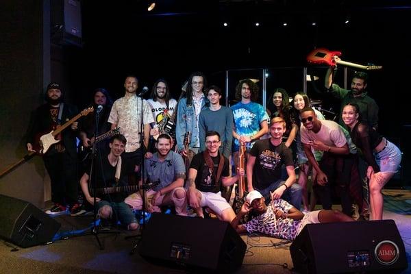 Bass Guitar Music School Atlanta