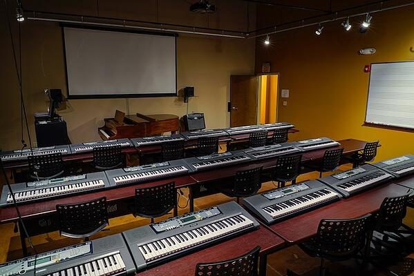Electronic Keyboard Music College Atlanta
