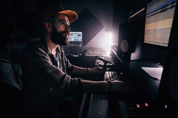 Marietta Music production degree program
