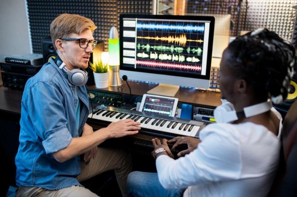 California Music Production School